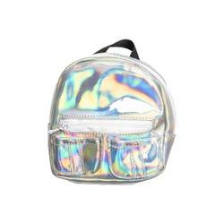 I'M A Girly Hologram Backpack
