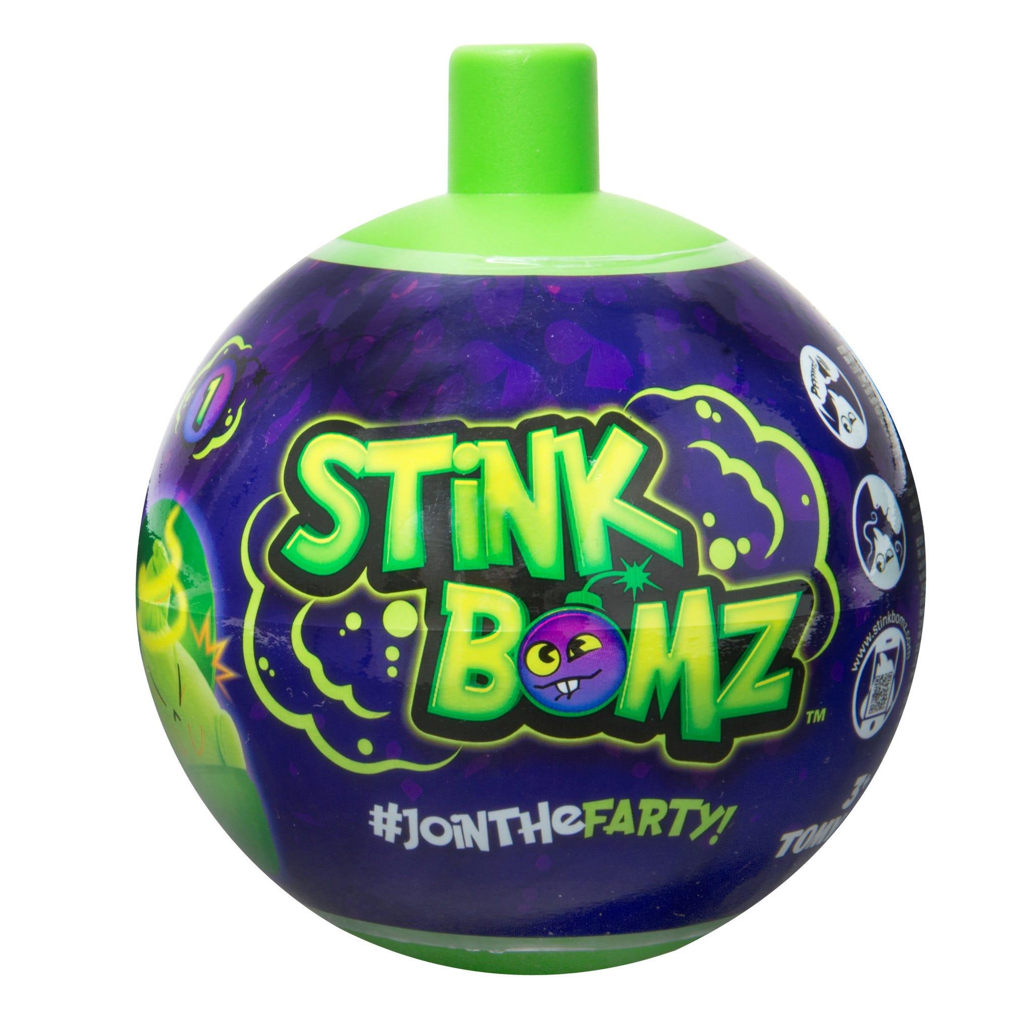Tomy Stink Bomz Soft Toy Assortment