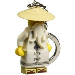 LEGO NINJAGO Wu Key Chain