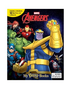 Avengers Busy Book