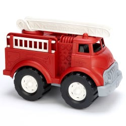 Green Toys Fire Truck Set