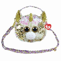 TY Fantasia Unicorn Shoulder Bag