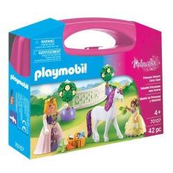 Playmobil Princess Unicorn Carry Case 7107