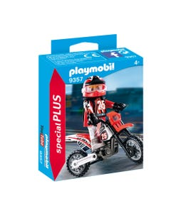 Playmobil Special Plus Motocross Driver 9357
