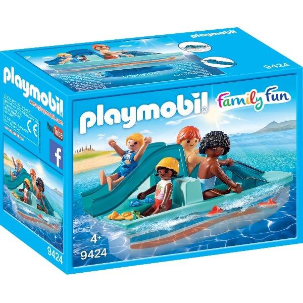 Playmobil Floating Paddle Boat