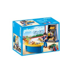 Playmobil School Janitor with Tool Box