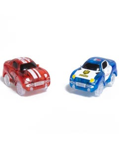Hamleys Amazing Tracks Cars 2pk
