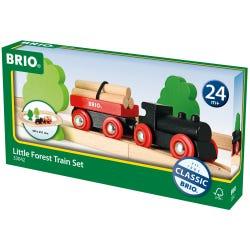 BRIO Classic Railway Little Forest Train Set