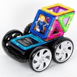 Magformers RC Rally Kart Construction Set