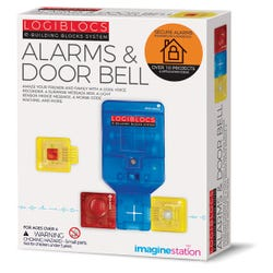 Logiblocs Alarms and Door Bell