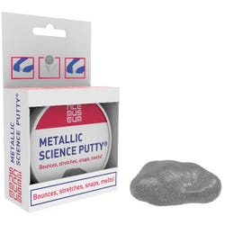 Science Museum: Science Putty - Metallic Tin