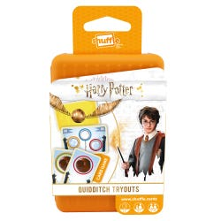 Harry Potter Shuffle Go Playing Card Set