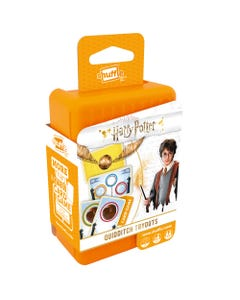 Harry Potter Shuffle Quidditch Tryouts Card Set