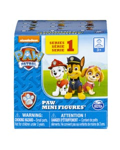 PAW Patrol: Mini-Figure Blind Box of Collectible (Assorted)