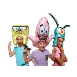SpongeBob Square Pants Spongeheads Asst