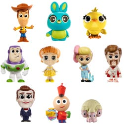 Toy Story 4 Minis Ultimate New Friends 10-Pack
