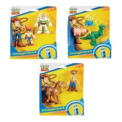 Imaginext Toy Story 4 Figure Pack Assortment