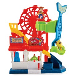 Imaginext Toy Story 4 Carnival Playset