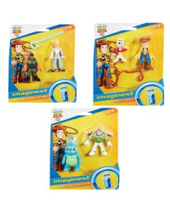 Imaginext Toy Story 4 2-Pack Figure Assortment