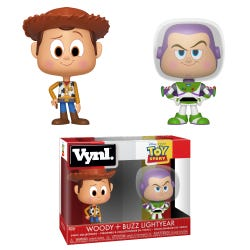 Toy Story - Woody and Buzz Vinyl figures