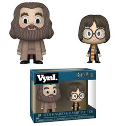 POP! Harry Potter - Hagrid & Hermione 2 pk