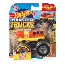 Hot Wheels Monster Trucks 1:64 Vehicle Assortment