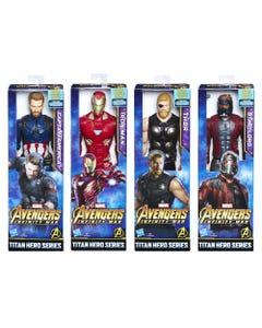 Avengers Infinity War Titan Hero Series A Assortment Pack
