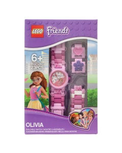 LEGO Friends Olivia Buildable Watch with Link Bracelet