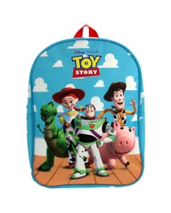 Toystory Plain Value Backpack