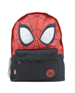 Spiderman Roxy Backpack with Reflective Eyes