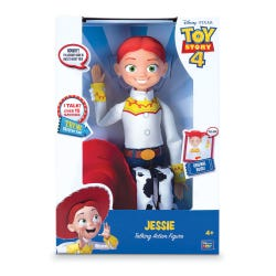 Toy Story 4 Jessie Talking Action Figure