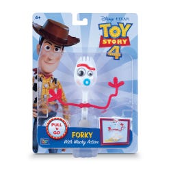 Toy Story 4 Pull 'N Go Forky