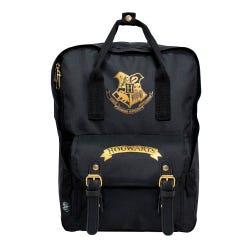 Harry Potter Premium Back Pack (Black & Gold)