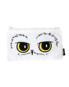 Harry Potter Hedwig Fluffy Pencil Case