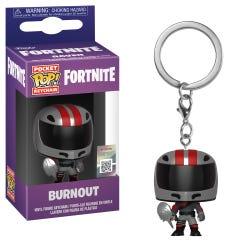 Fortnite Burnout POP Keychain