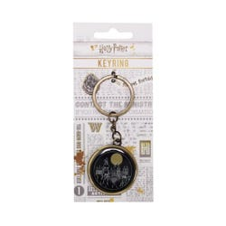 Harry Potter Keyring - Hogwarts Castle