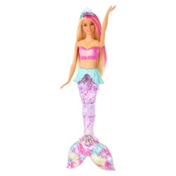 Barbie Dreamtopia Sparkle Lights Mermaid Doll Assortment
