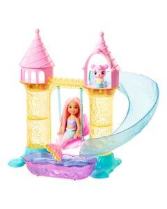 Barbie Dreamtopia Chelsea Mermaid Playground Playset