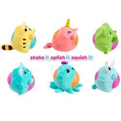Splishies Soft Toy Assortment Pack