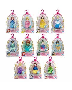 Disney Princess Small Doll with Royal Clips Fashion Assortment