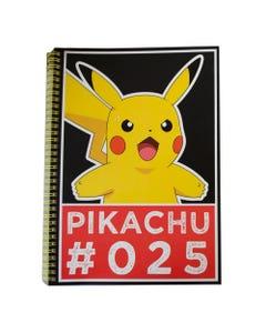 Pokemon A4 Notebook