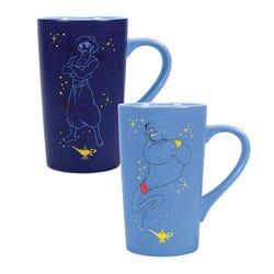 Aladdin Mug Heat Changing Genie Mug