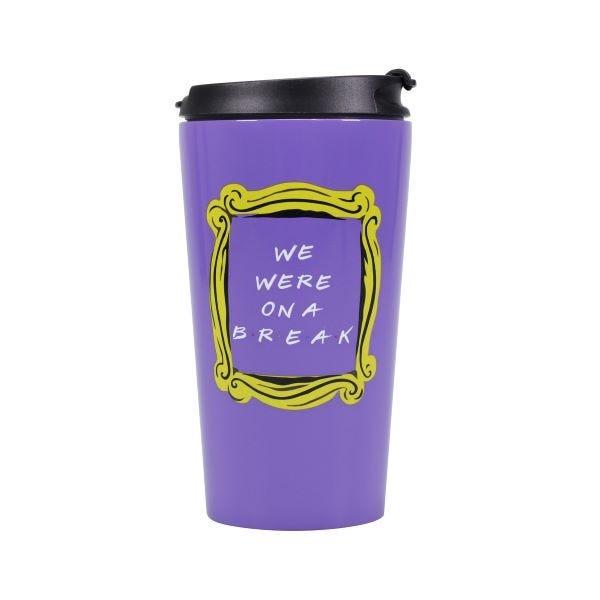 Friends Travel Mug - We Were On A Break