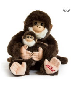 Hamleys Wild & Wonderful Monkeys
