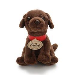 Hamleys Cuddly Chocolate Labrador Puppy