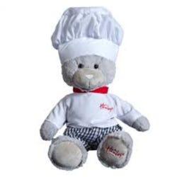 Hamleys Chef Bear