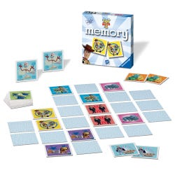 Ravensburger Disney Pixar Toy Story 4, Mini Memory Game