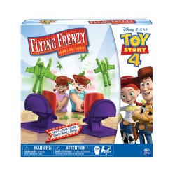 Toy Story 4 Flying Frenzy Game