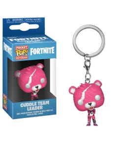 Fortnite Cuddle Team Leader POP Keychain