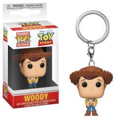 POP Keychain: Toy Story - Woody